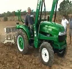 Green Land 354E MFWD (Jinma) - 2012
