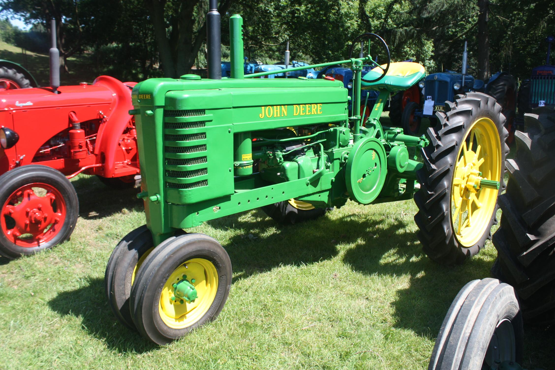 John Deere Model B | Tractor & Construction Plant Wiki | FANDOM powered by  Wikia