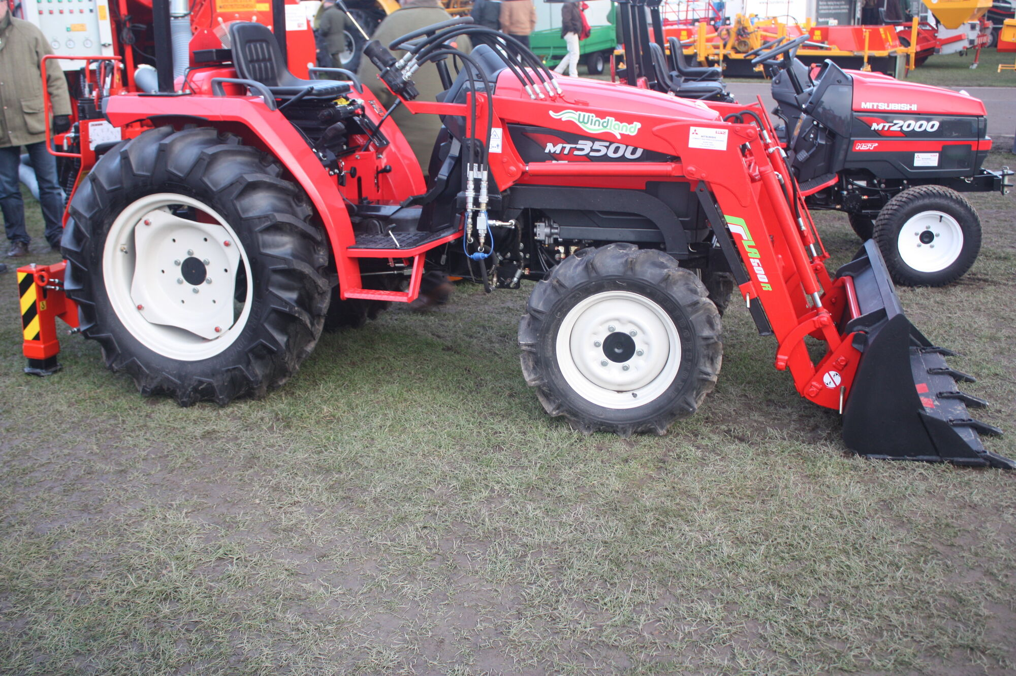 Mitsubishi Agricultural Machinery | Tractor & Construction Plant Wiki |  FANDOM powered by Wikia