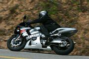 Suzuki GSX-R at Deals Gap