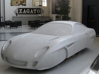 Zagato studio mock up
