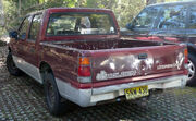 1990 Holden TF Rodeo LT Crew Cab utility 02