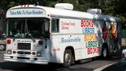 2003-09-25 Durham County Library Bookmobile