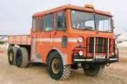 A 1970s Thornycroft Nubian Cargotruck 6WD