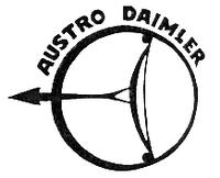 Austro-Daimler logo