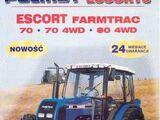 Escort (Pol-mot) Farmtrac 80 4WD