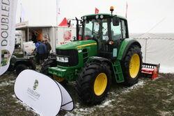 John Deere 6430 at Lamma 2013 IMG 6392