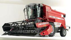 MF 7245S Activa combine (Laverda) - 2008