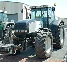 Valmet 8850 MFWD (blue) - 1997