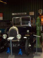 Bean Model 4 1925