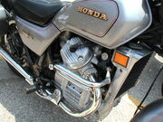 Honda Longitudinal V-twin