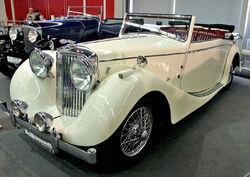 Jaguar3,5 SS DHC 1939