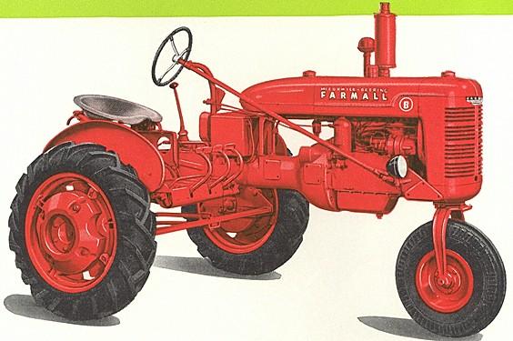 Farmall B   Tractor & Construction Plant Wiki   FANDOM