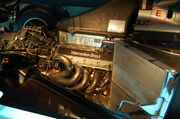 Mercedes-Benz FO110J engine