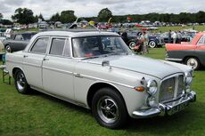 Rover 3.5 ak especially in retrospect as Rover P5 3529cc first registered January 1968.JPG