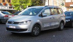 Volkswagen Sharan van Bilzen in Sint Truiden