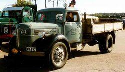 Volvo LV 127 Truck 1943