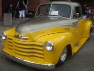 '51 Chevrolet Advance Design (Cruisin' At The Boardwalk '10)
