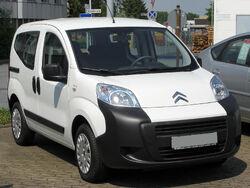 Citroën Nemo Combi Comfort Plus 1.4 Multispace front 20100711