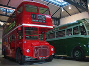 London Transport Routemaster Bus