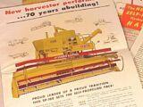 Minneapolis-Moline SP-168 Harvestor