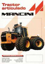 Mancini 8270 4WD brochure