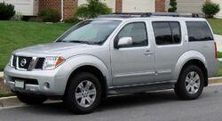 05-07 Nissan Pathfinder
