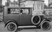 Clyno Motor Car Wolverhampton 1920s