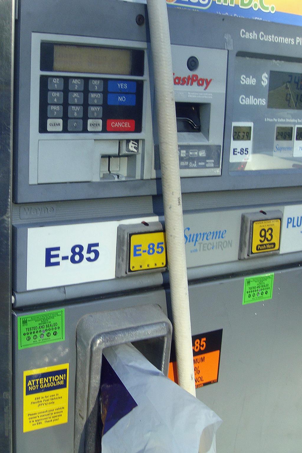 Flex Fuel Gas Stations >> E85 | Tractor & Construction Plant Wiki | FANDOM powered ...