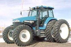 Ford NH 8970 Genesis MFWD - 1997