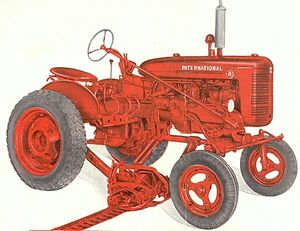International Super A 1949