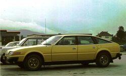 Rover SD1 in Austria