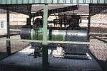 Ruston & Hornsby no. 145698 semi portable at Renishaw hall 2011 - IMG 8361