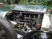 SHeffield-Simplex engine at Abbeydale Industrial Hamlet 012