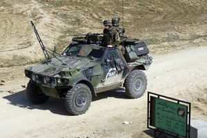 VBL RHP Afghanistan