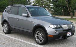 06-07 BMW X3