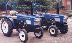 American Harvester 250 & 254 MFWD - 1998
