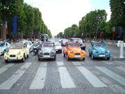 Paris Champs-Elysées Prestige