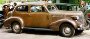 Pontiac De Luxe 2-Door Sedan 1938