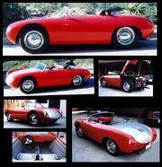 Porsche replica - kit car