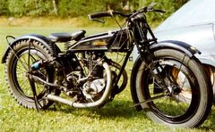 Rudge 500 cc TV 1927