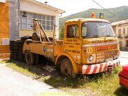 1960s Barreiros 4265 Towtruck Diesel