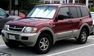 2001-2002 Mitsubishi Montero -- 08-16-2010