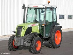 Claas Nectis 227 VL MFWD - 2005