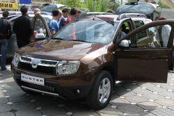 Dacia Duster Laureate K9K 1