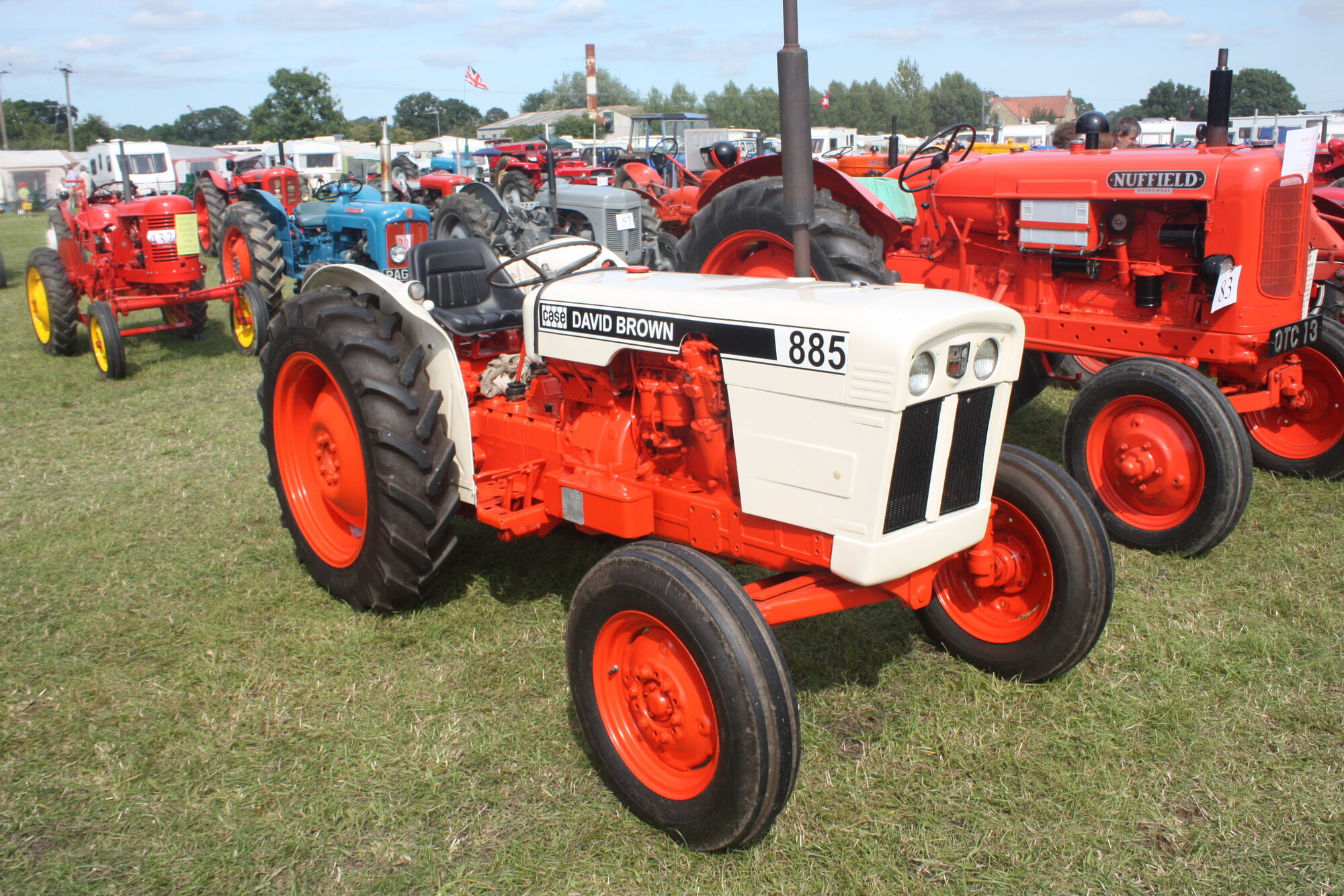 770 Selectamatic The David Brown Tractor Club For All Things DB on