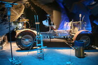 Lunar vehicle