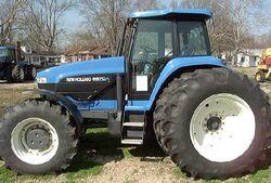 NH 8870A MFWD - 2001