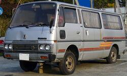 Nissan Caravan 1980