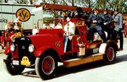 Reo Fire Truck